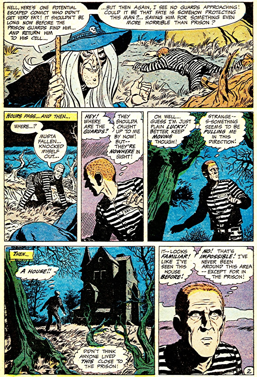 The Witching Hour (1969) issue 7 - Page 5