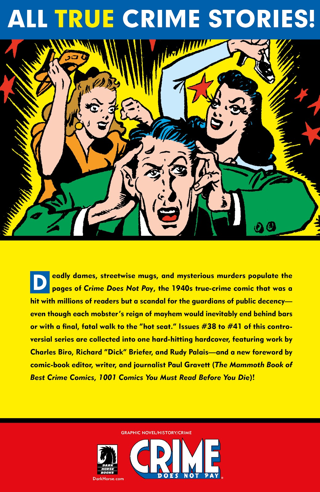 Read online Crime Does Not Pay Archives comic -  Issue # TPB 5 (Part 3) - 22