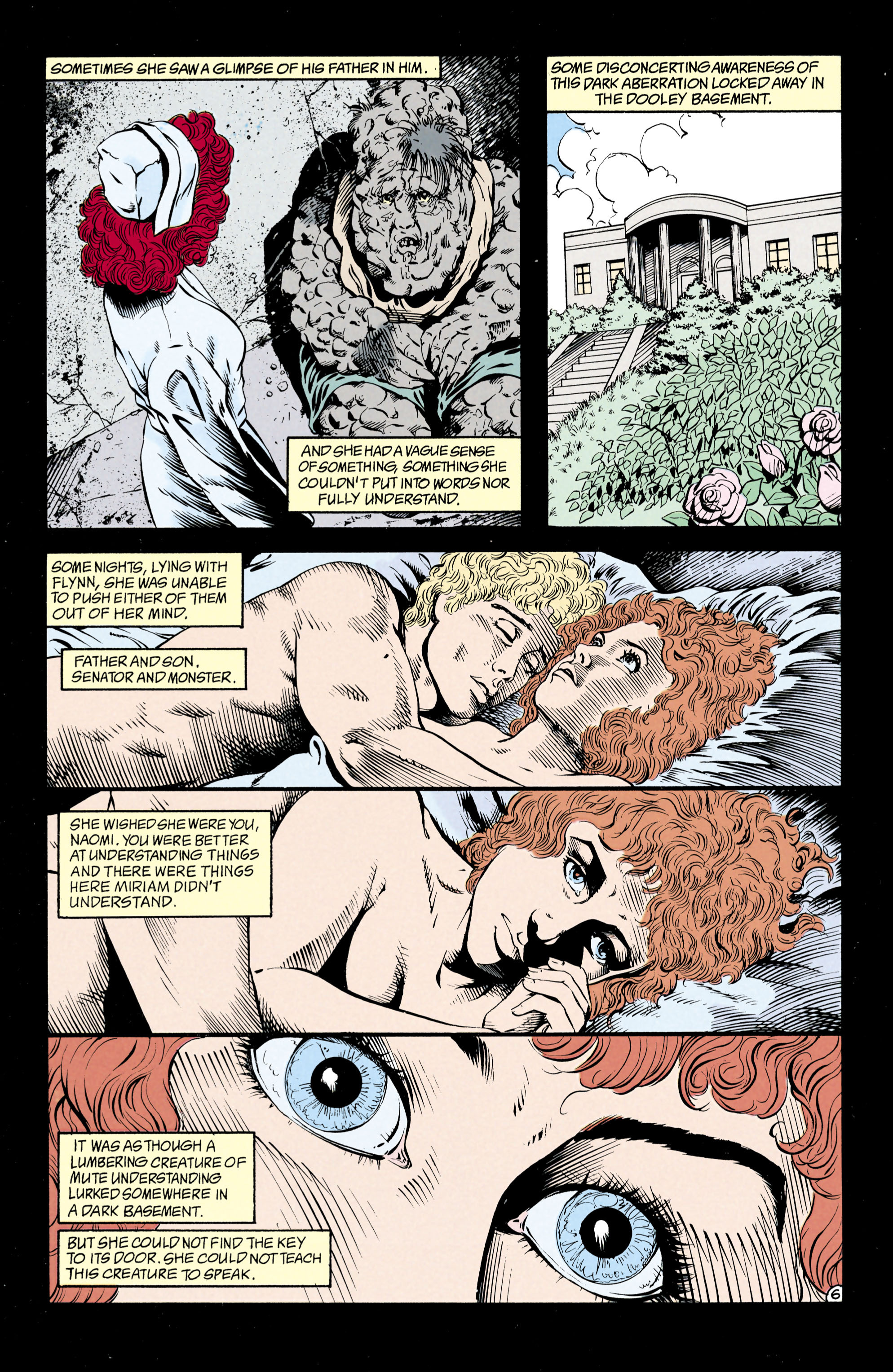 Read online Shade, the Changing Man comic -  Issue #29 - 7