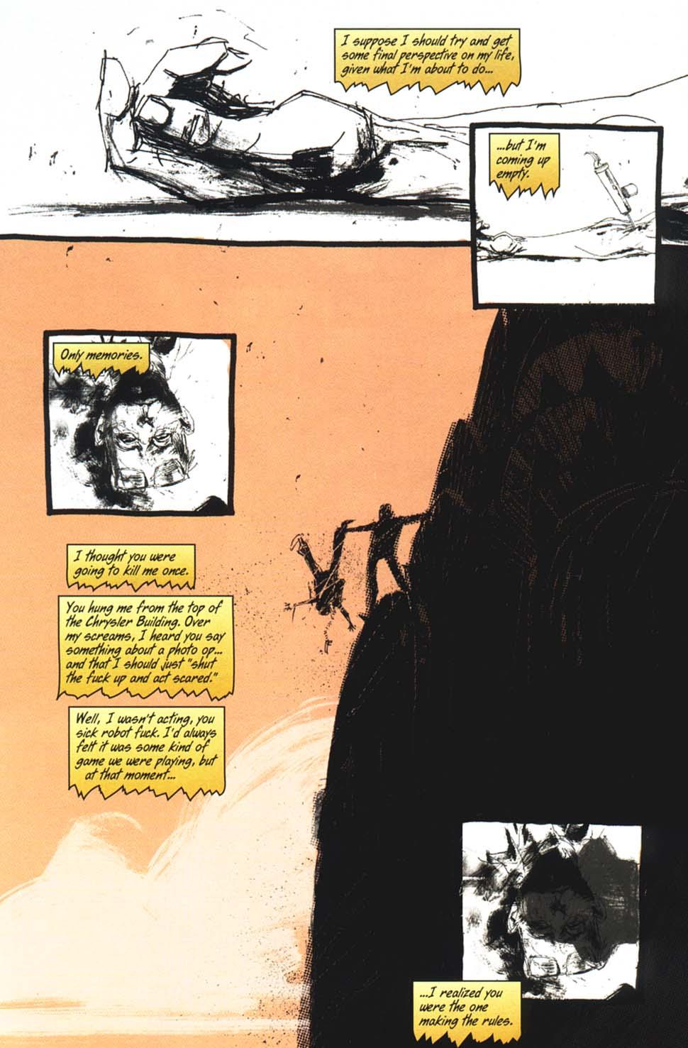 Read online Automatic Kafka comic -  Issue #8 - 12