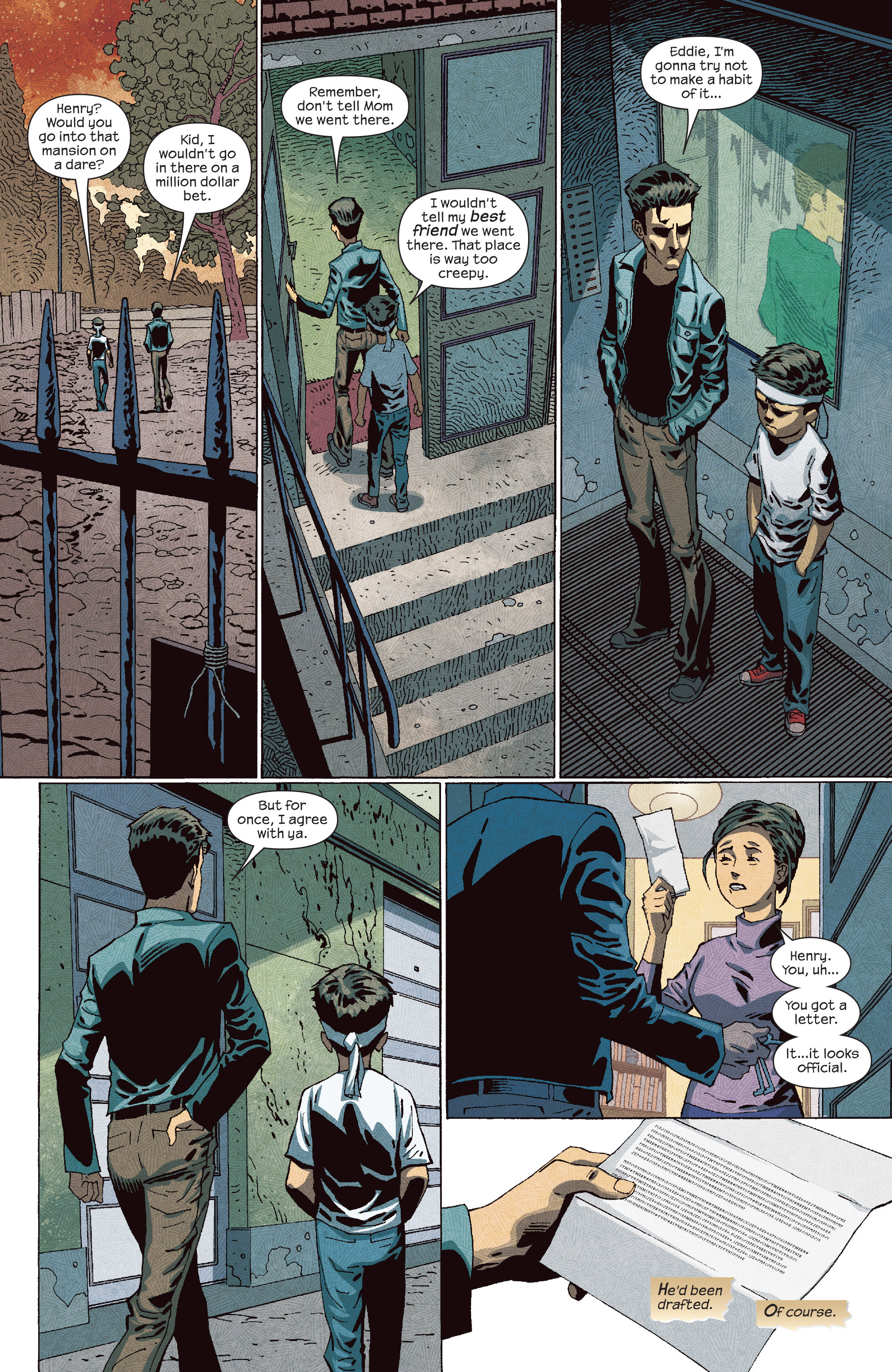 Read online Dark Tower: The Drawing of the Three - The Prisoner comic -  Issue #3 - 16