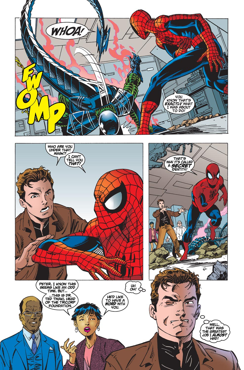 The Amazing Spider-Man (1999) 1 Page 29