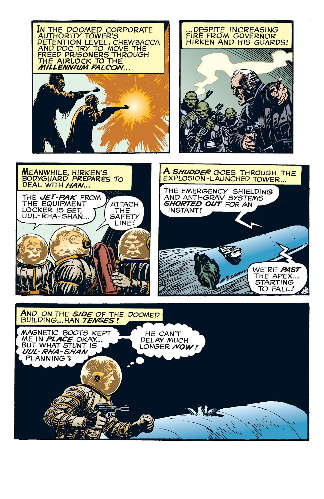 Read online Star Wars Legends: The Newspaper Strips - Epic Collection comic -  Issue # TPB (Part 4) - 73