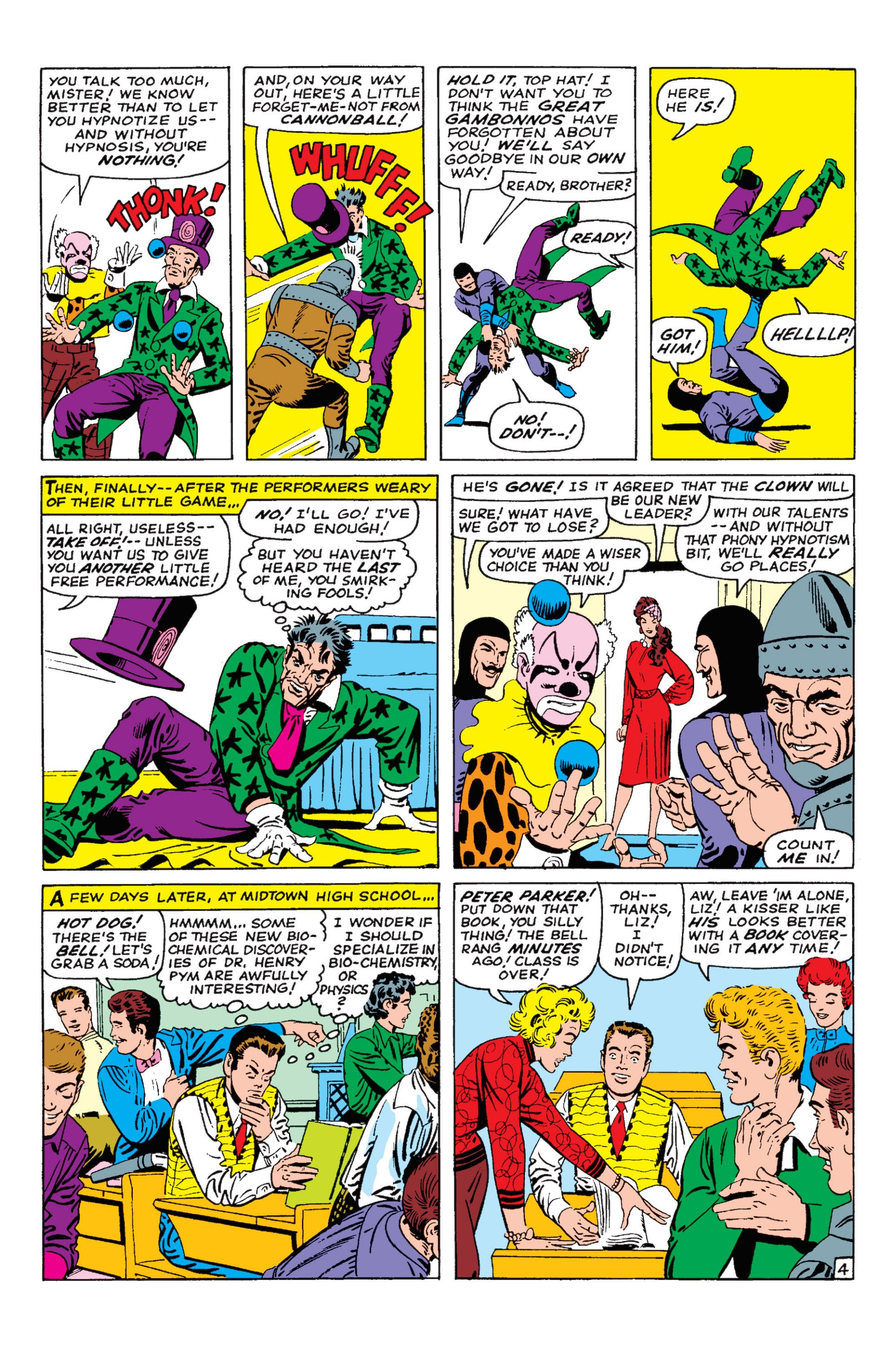 The Amazing Spider-Man (1963) 22 Page 4
