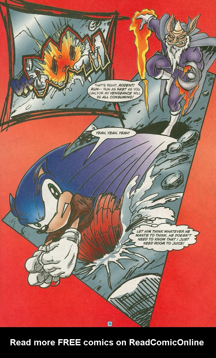 Read online Sonic Super Special comic -  Issue #15 - Naugus games - 18