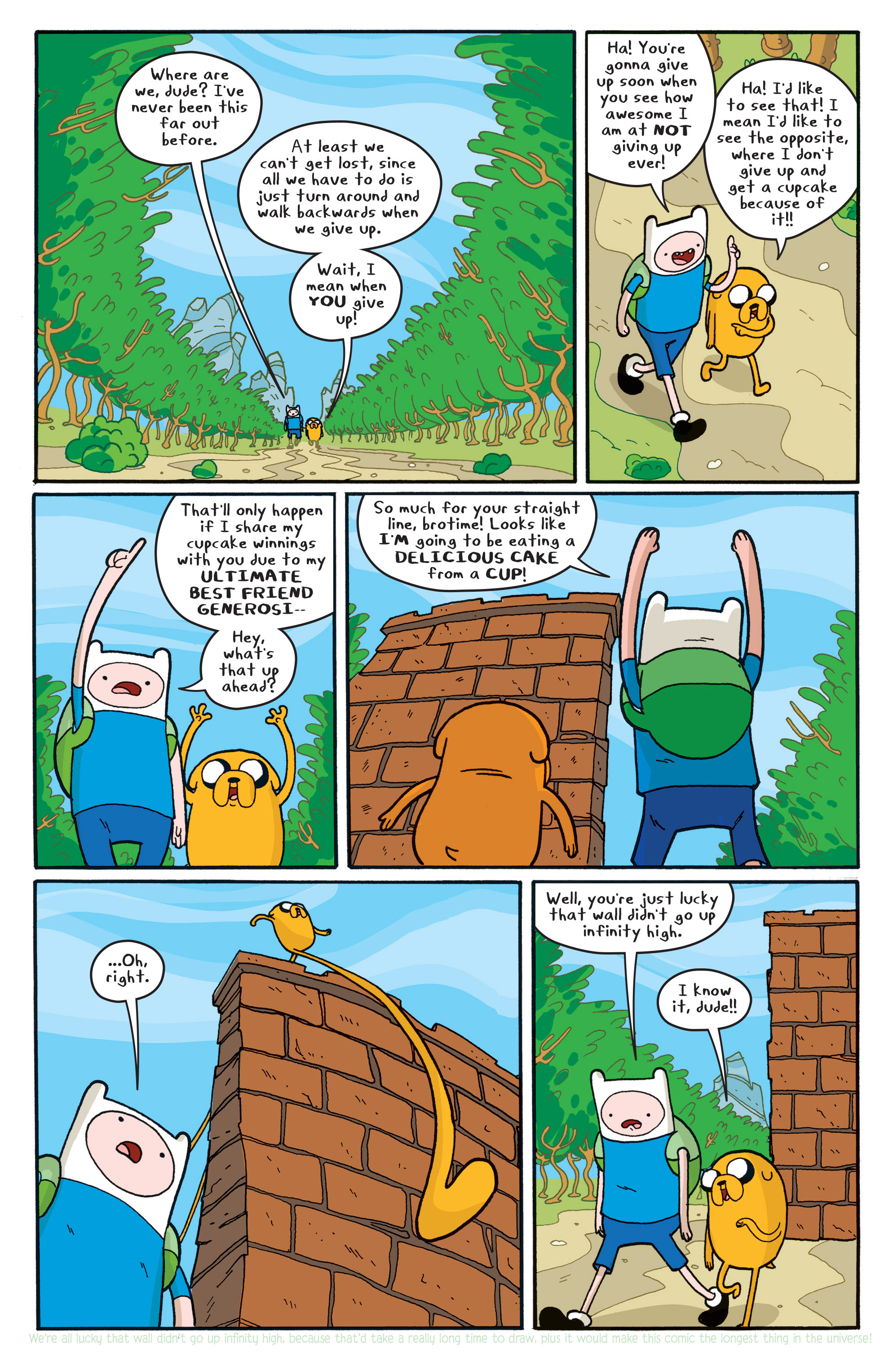 Read online Adventure Time comic -  Issue #Adventure Time _TPB 2 - 11