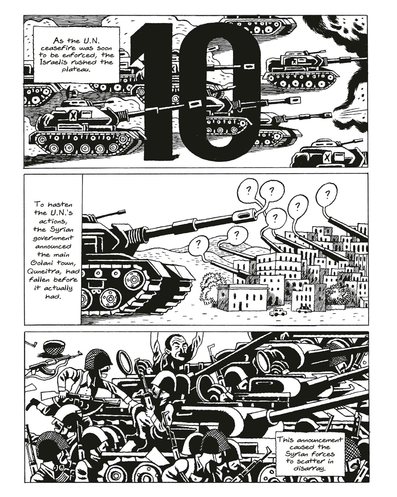 Best of Enemies: A History of US and Middle East Relations issue TPB_2 - Page 36