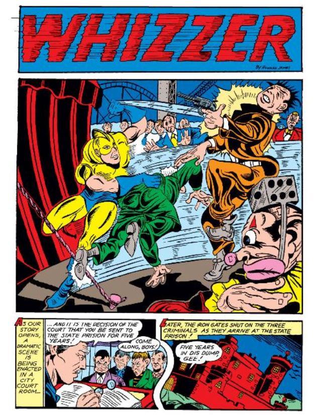 Read online All-Winners Comics comic -  Issue #5 - 31