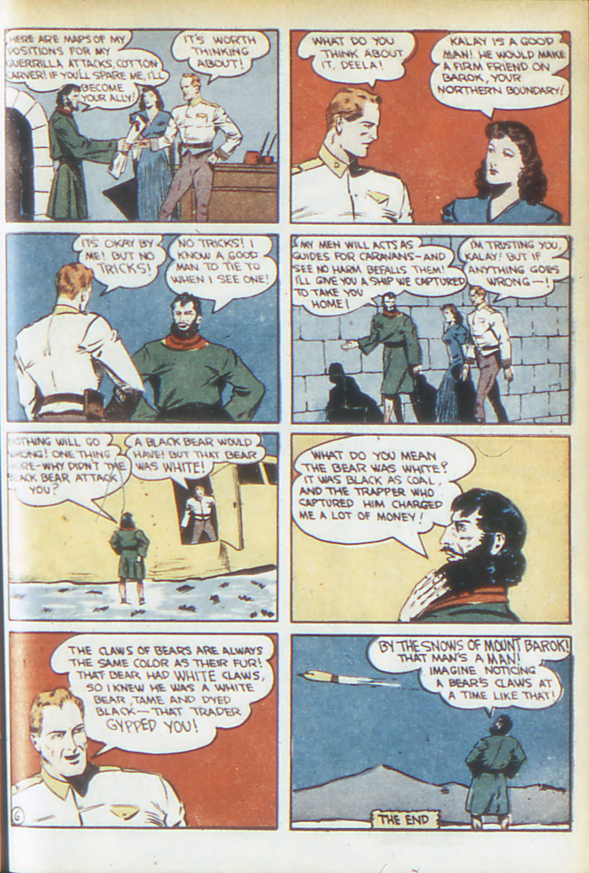 Read online Adventure Comics (1938) comic -  Issue #64 - 54