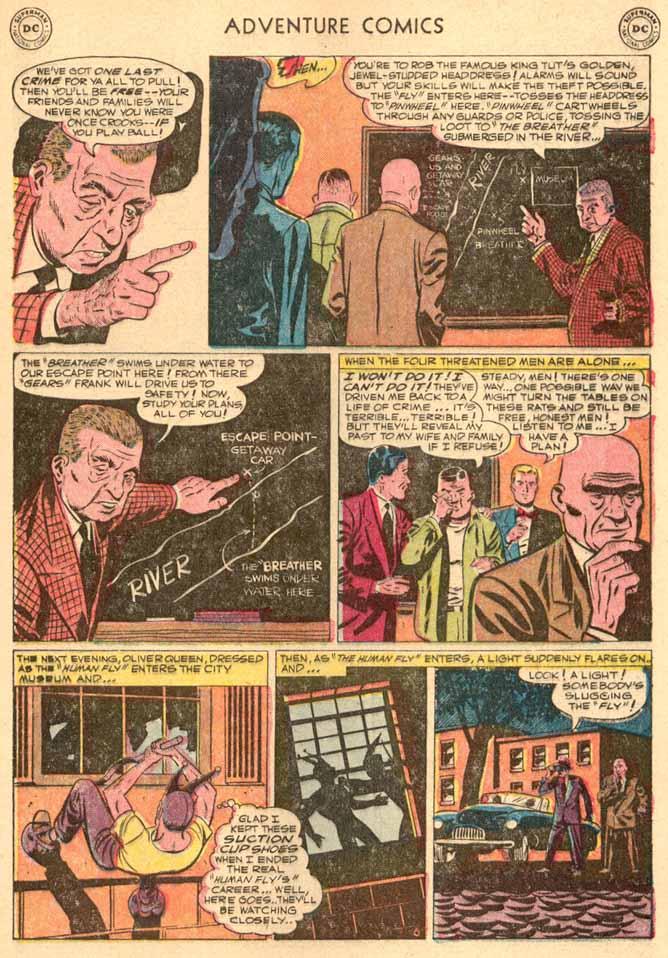 Read online Adventure Comics (1938) comic -  Issue #185 - 39
