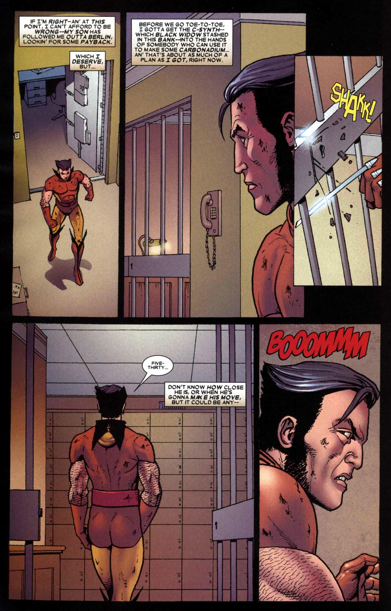 Read online Wolverine: Origins comic -  Issue #13 - 9