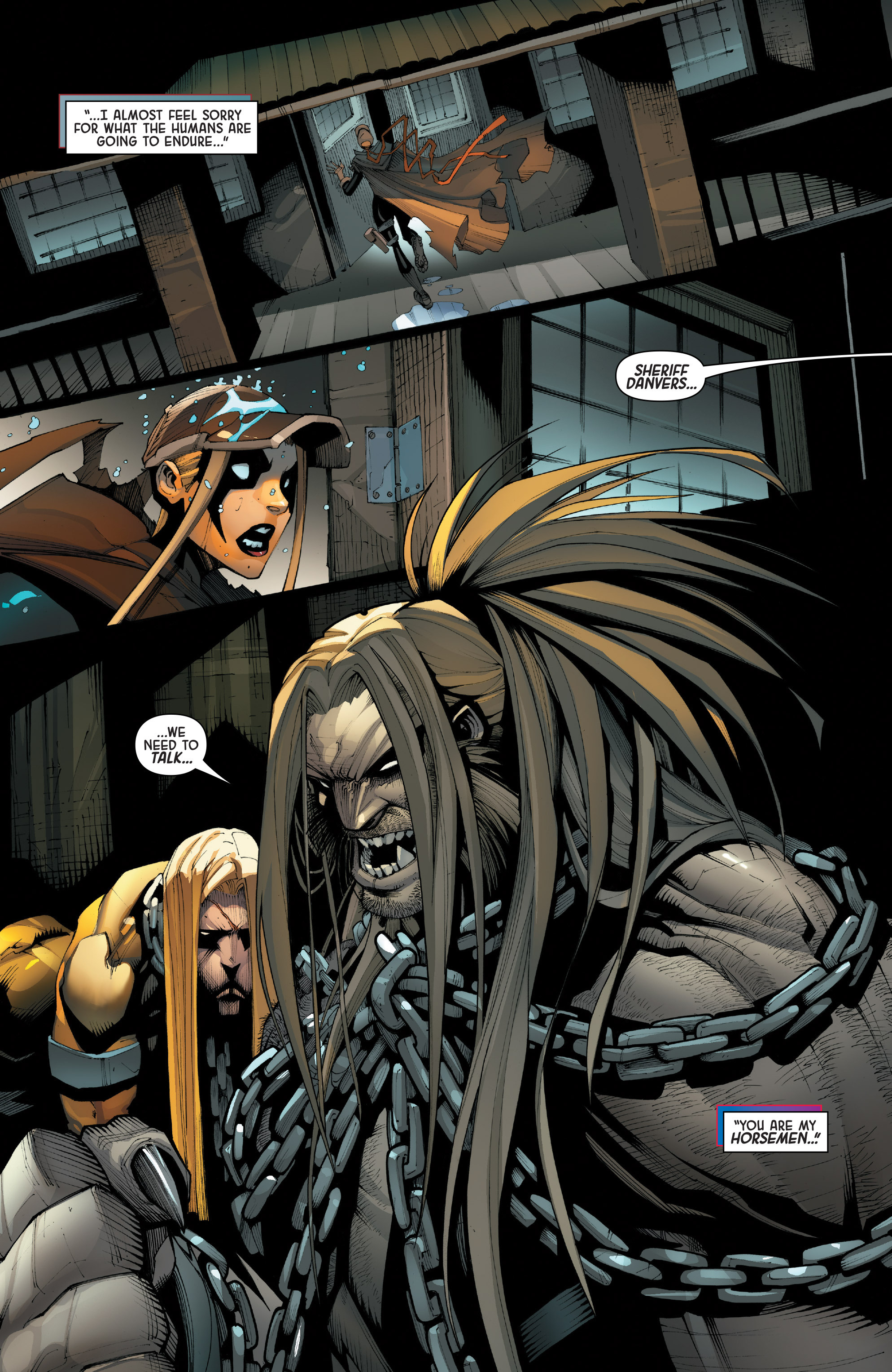 Read online Age of Apocalypse (2015) comic -  Issue #2 - 21