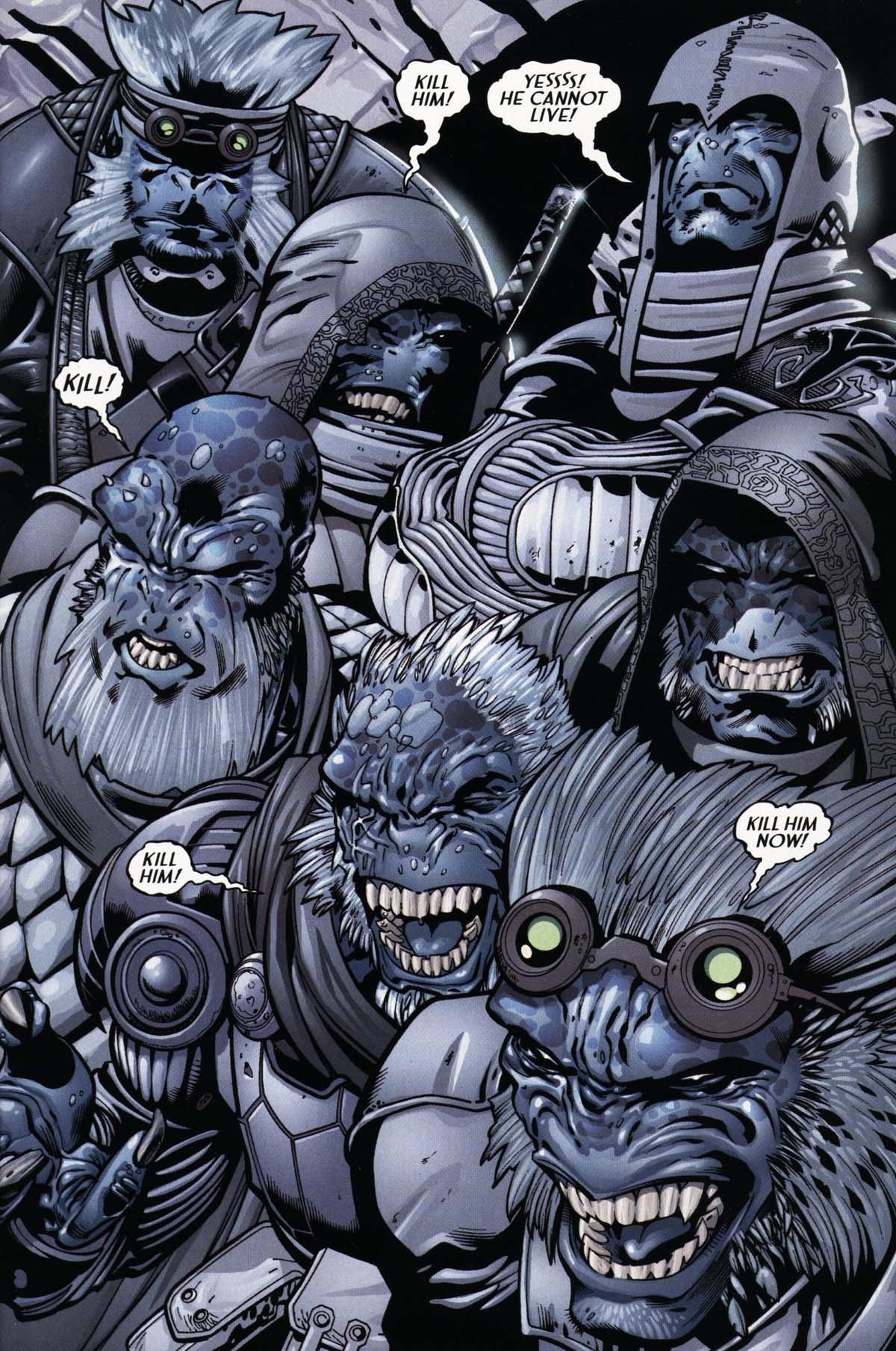 Read online Sigil (2000) comic -  Issue #25 - 3