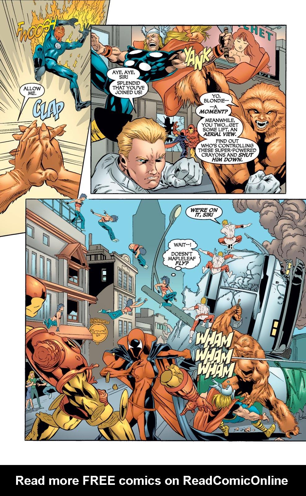 Alpha Flight (2004) issue 8 - Page 14
