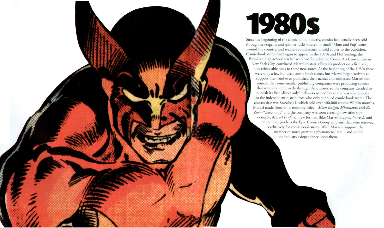 Read online Marvel Chronicle comic -  Issue # TPB (Part 2) - 82