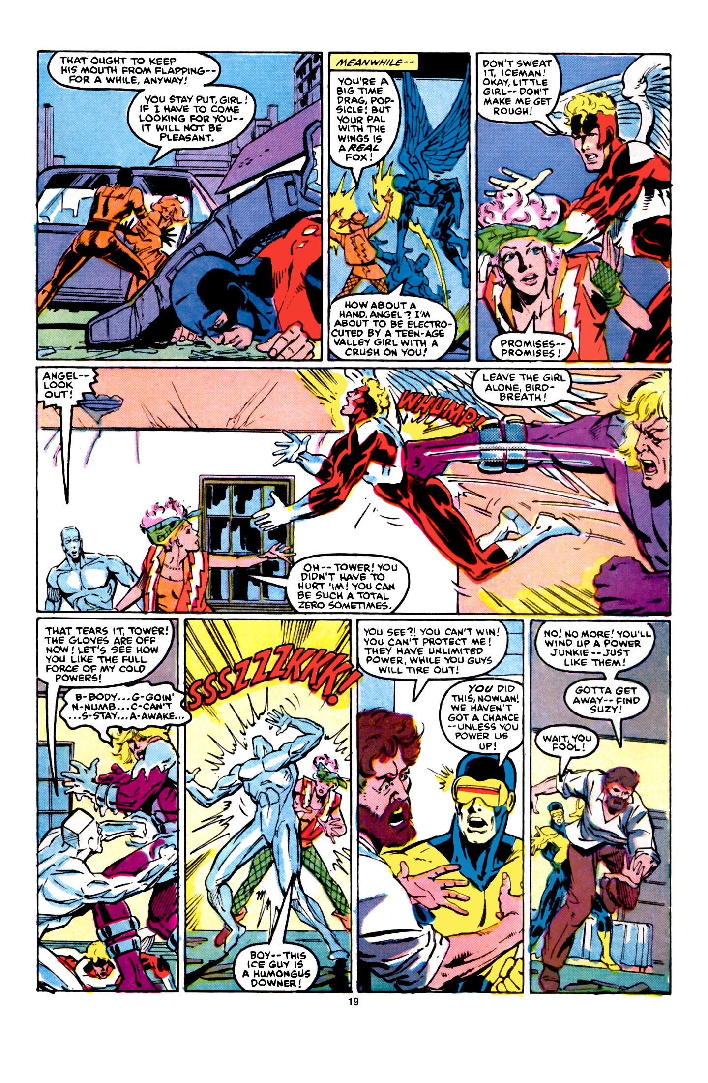 Read online X-Factor (1986) comic -  Issue #5 - 20