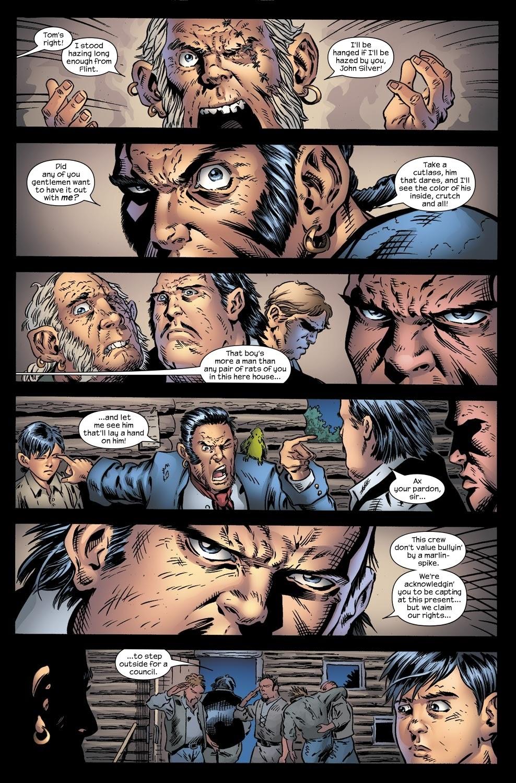 Read online Treasure Island comic -  Issue #5 - 10