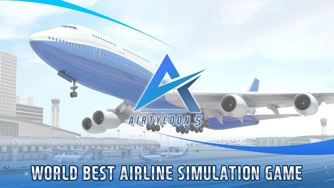 AirTycoon 5 Screenshot 01