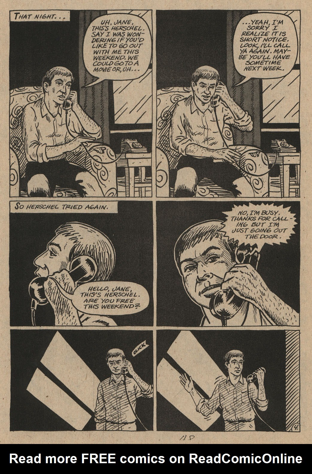 American Splendor (1976) issue 6 - Page 51