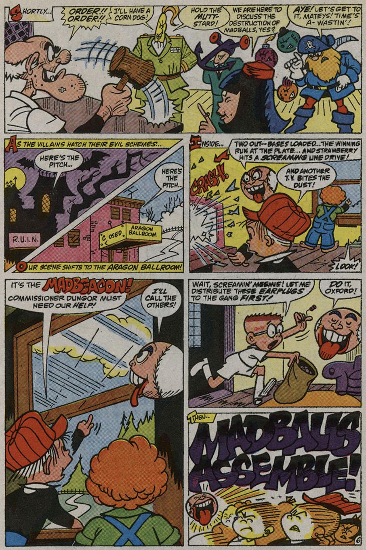 Madballs issue 9 - Page 10