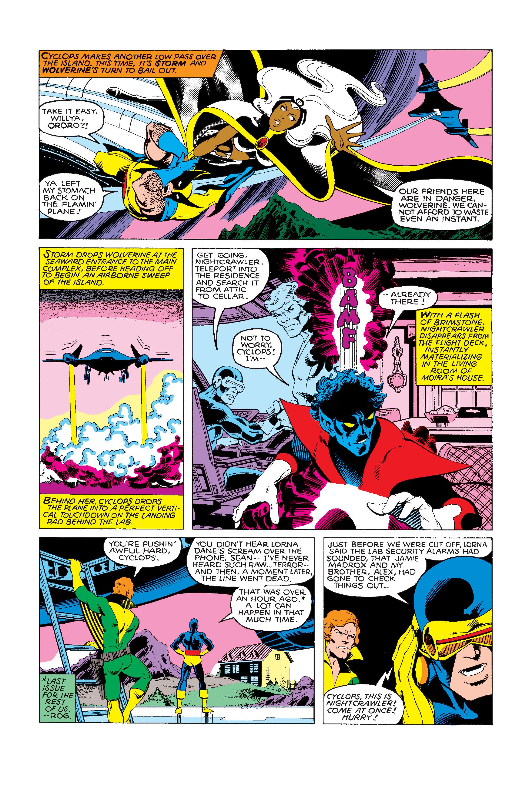 Read online Uncanny X-Men (1963) comic -  Issue #126 - 4