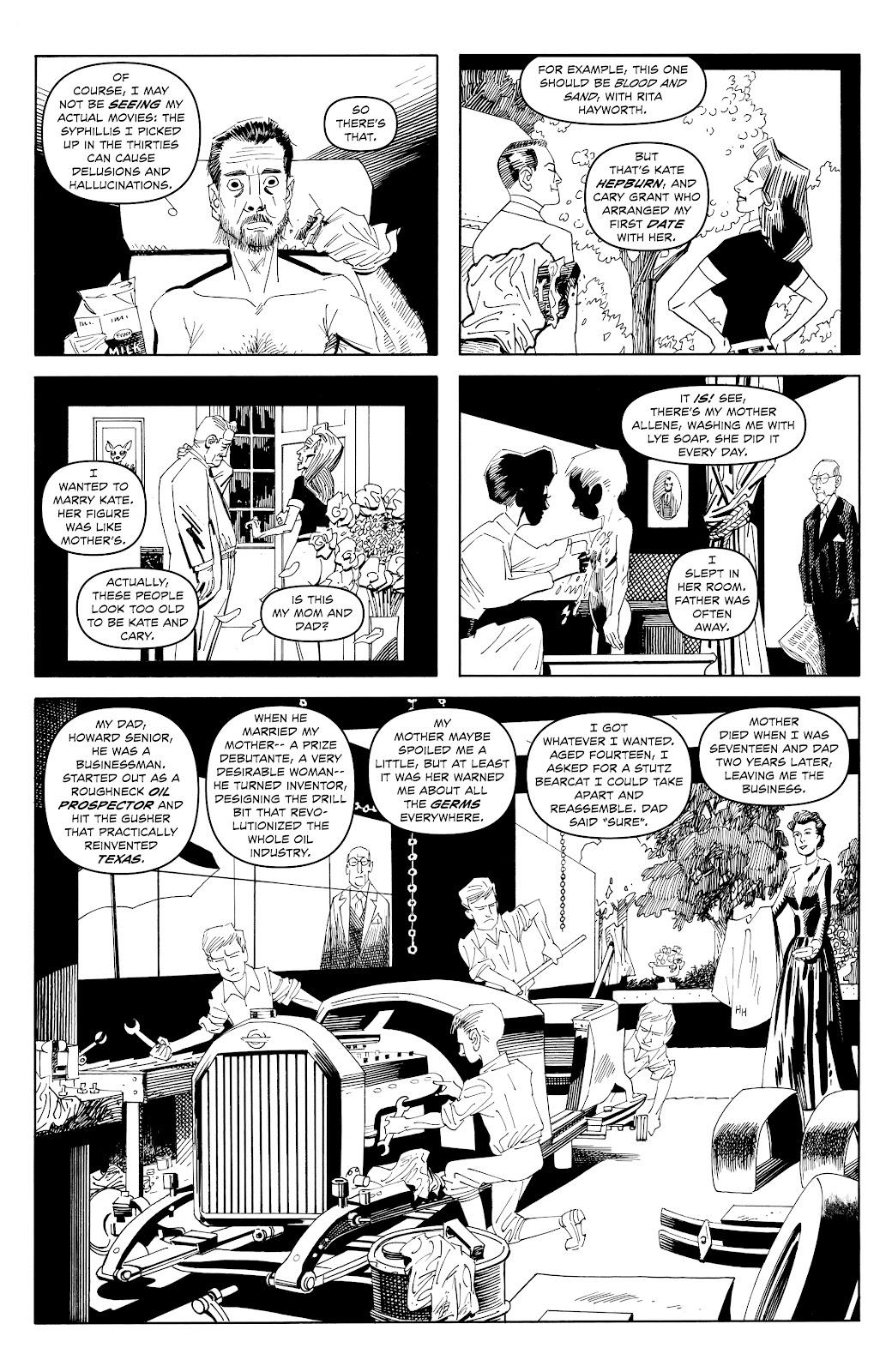 Read online Alan Moore's Cinema Purgatorio comic -  Issue #17 - 7