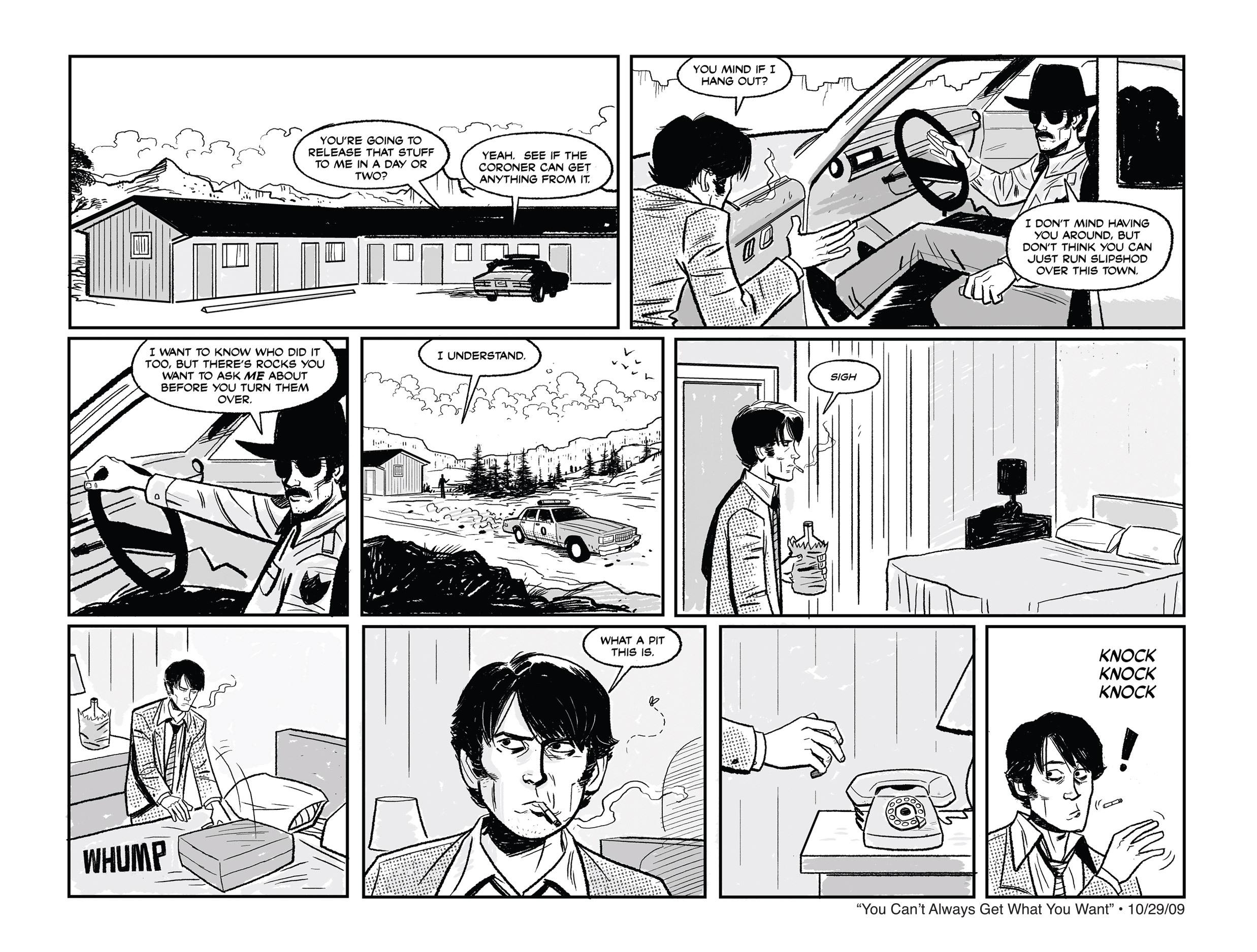 Read online She Died In Terrebonne comic -  Issue #1 - 17