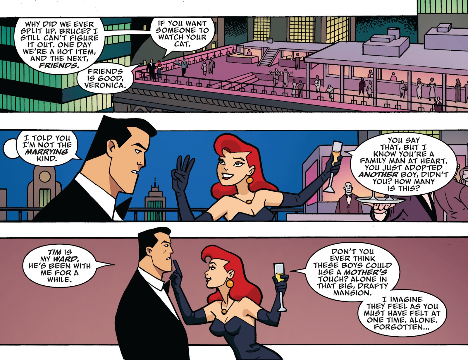 Batman: The Adventures Continue issue 1 - Page 16