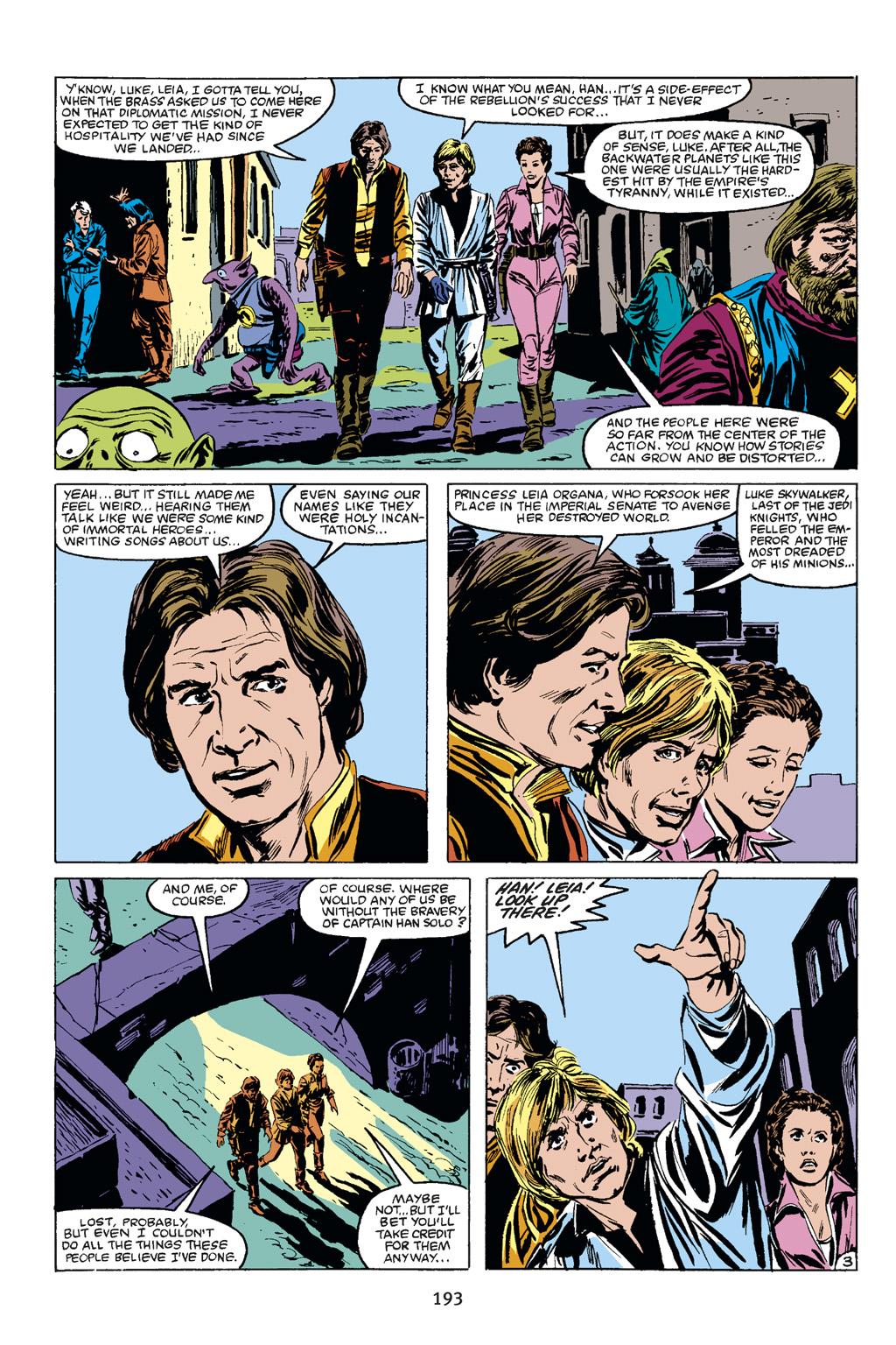 Read online Star Wars Omnibus comic -  Issue # Vol. 21 - 185
