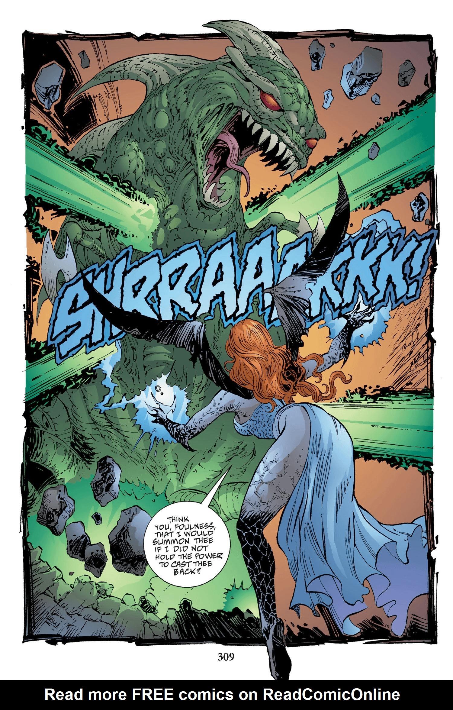 Read online Buffy the Vampire Slayer: Omnibus comic -  Issue # TPB 2 - 301