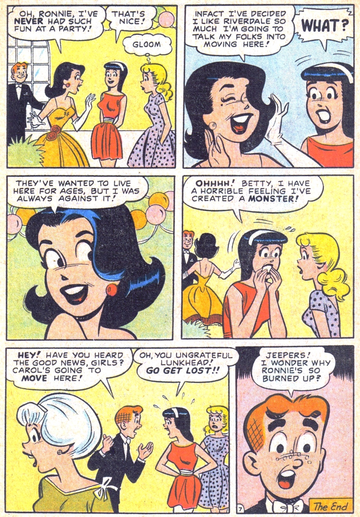 Read online Archie (1960) comic -  Issue #118 - 19