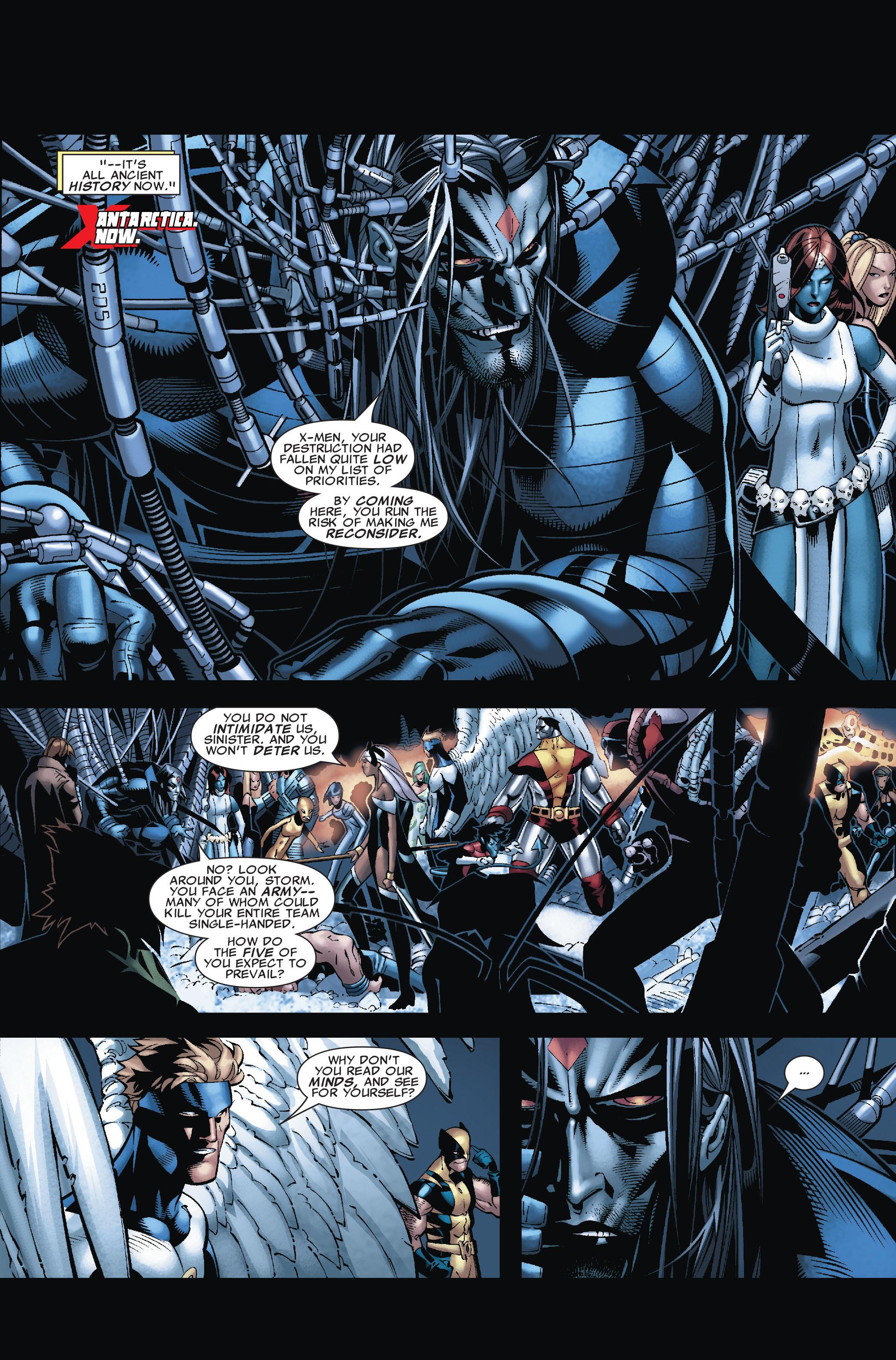 X-Men (1991) 205 Page 3