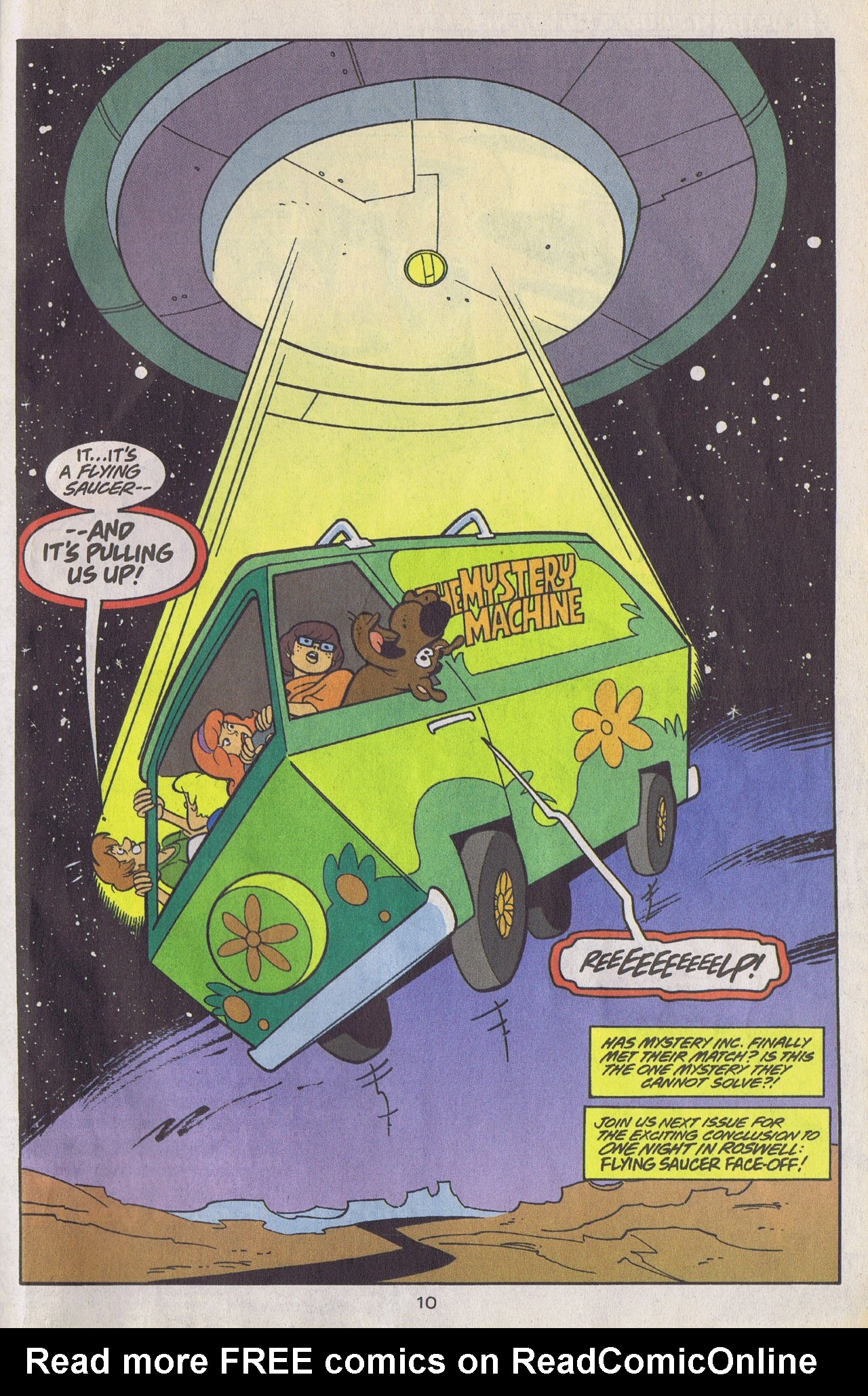 Read online Scooby-Doo (1997) comic -  Issue #26 - 40