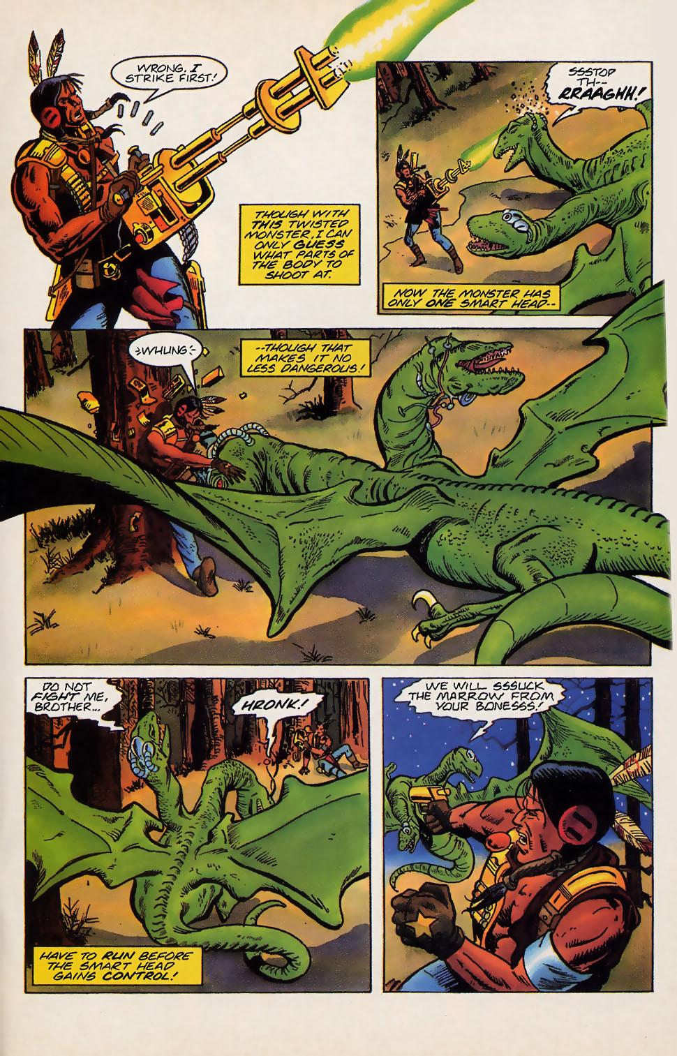 Read online Turok, Dinosaur Hunter (1993) comic -  Issue #18 - 13