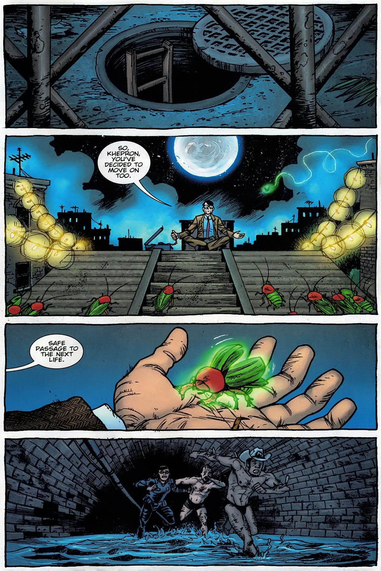 Read online The Exterminators comic -  Issue #30 - 20