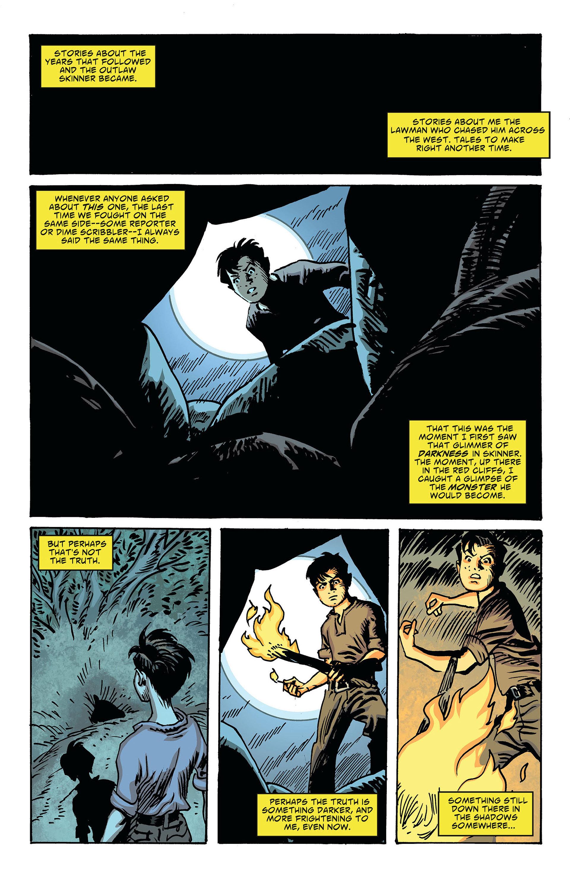Read online American Vampire comic -  Issue #21 - 20