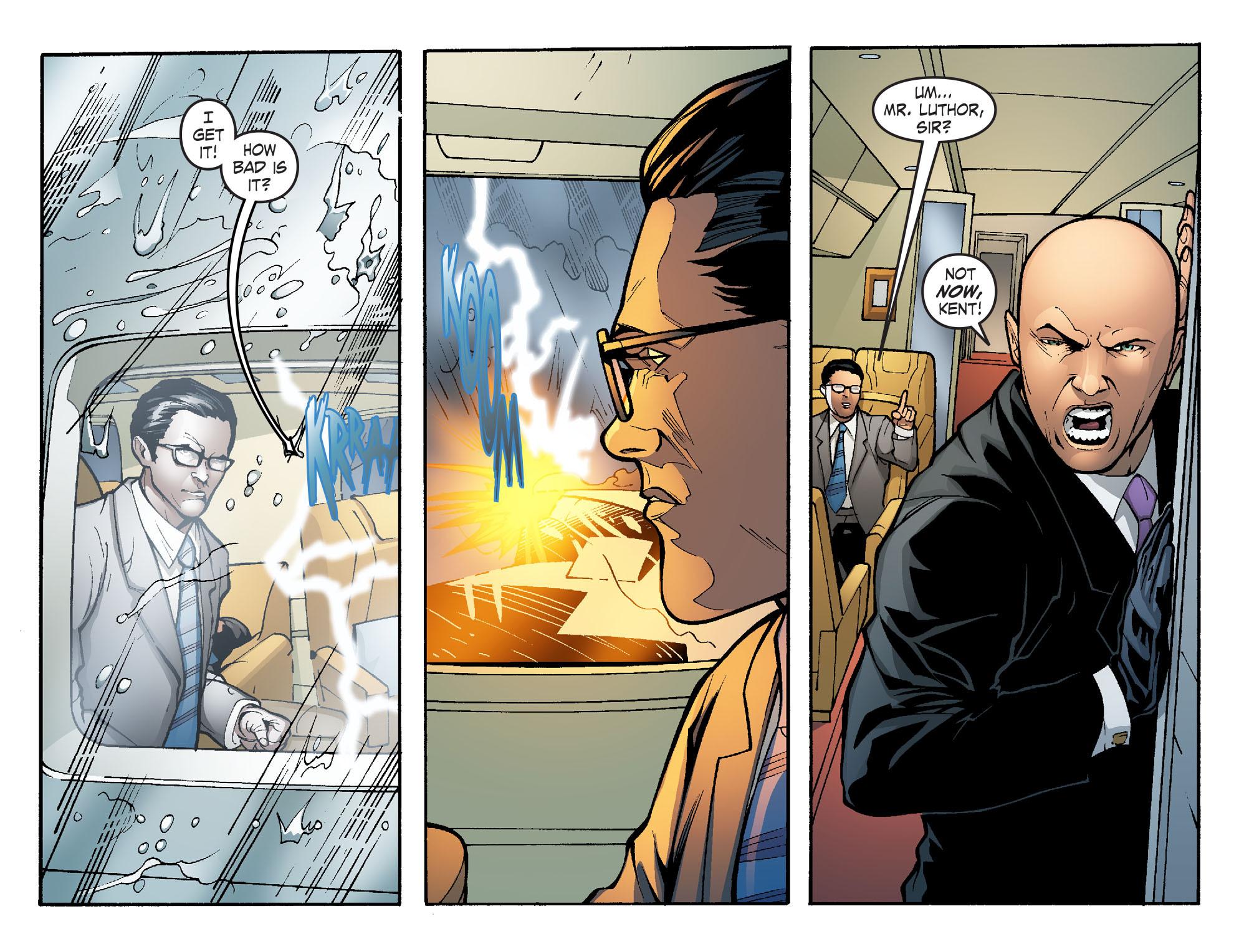 Read online Smallville: Alien comic -  Issue #3 - 16