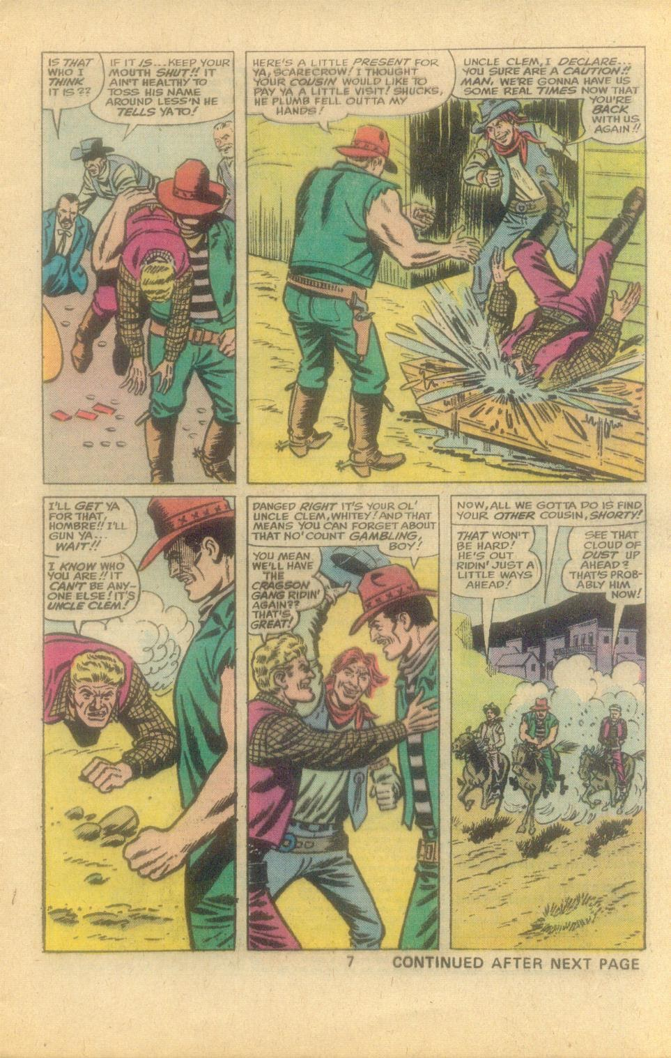 Kid Colt Outlaw issue 194 - Page 9