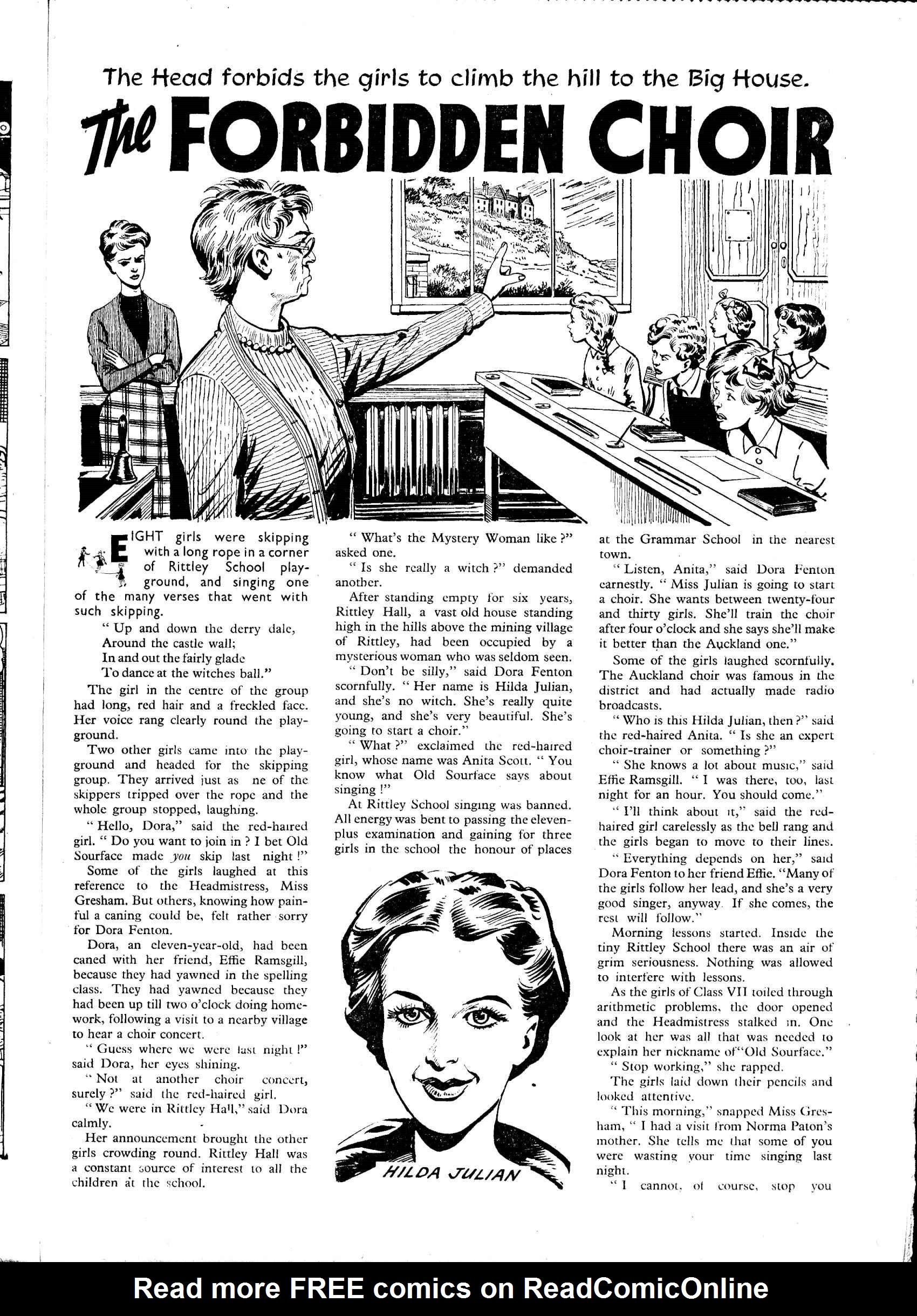Read online Judy comic -  Issue #48 - 19