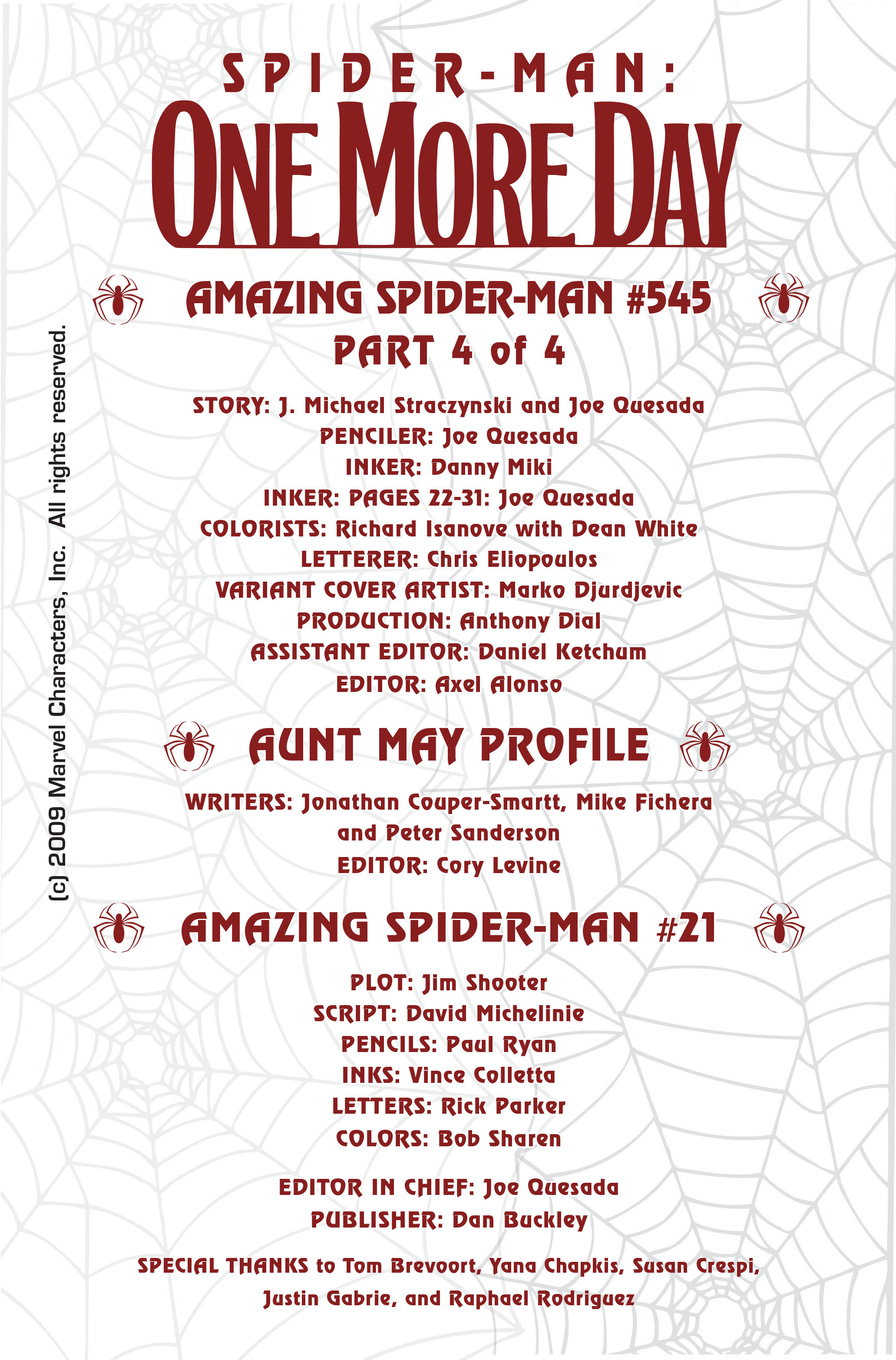 The Amazing Spider-Man (1963) 545 Page 29