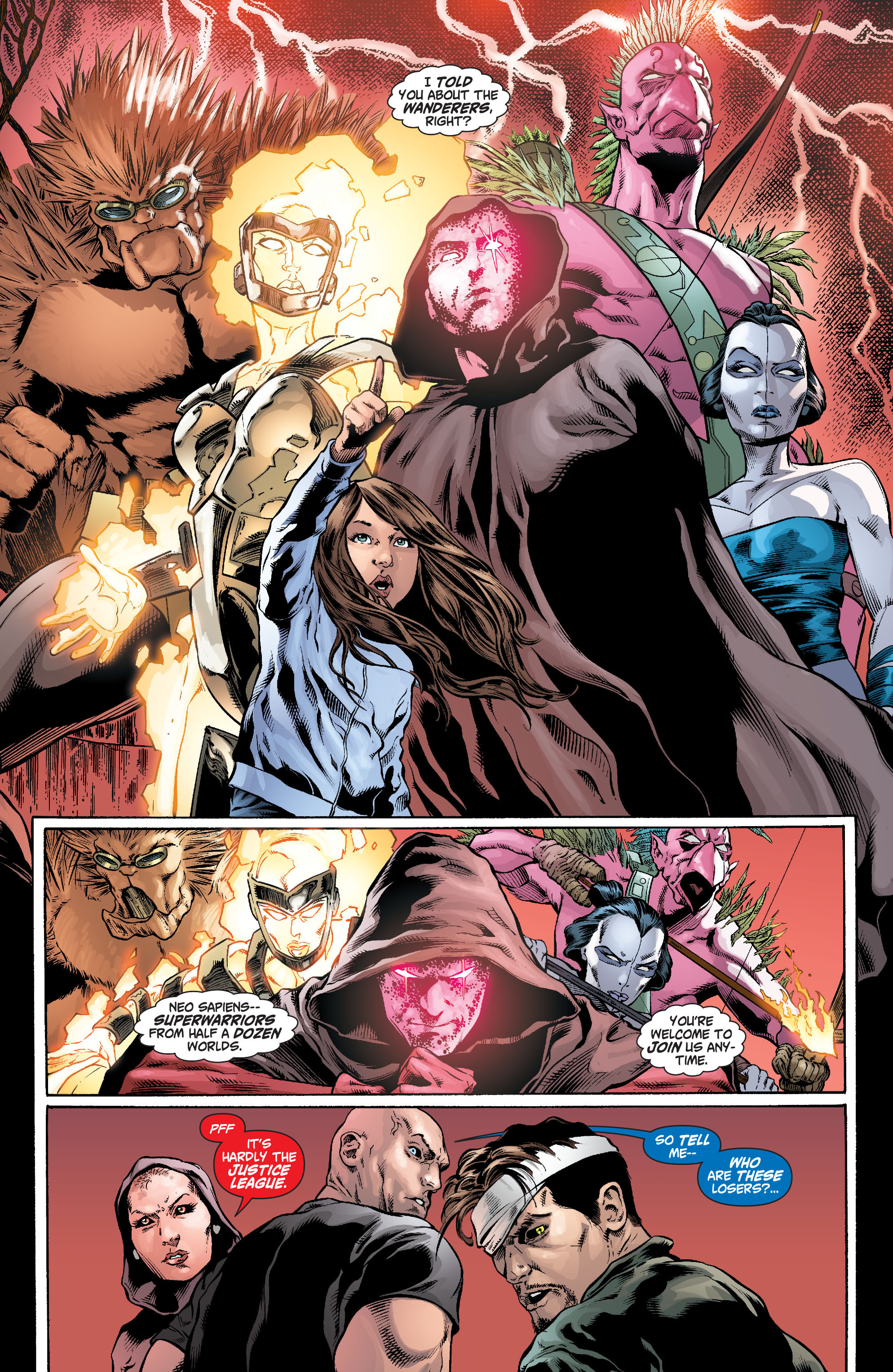 Read online Action Comics (2011) comic -  Issue #18 - 17