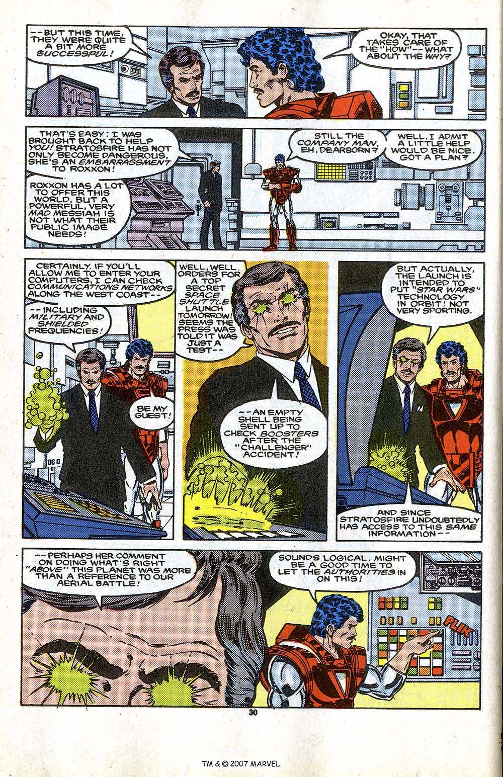 Iron Man Annual issue 9 - Page 38