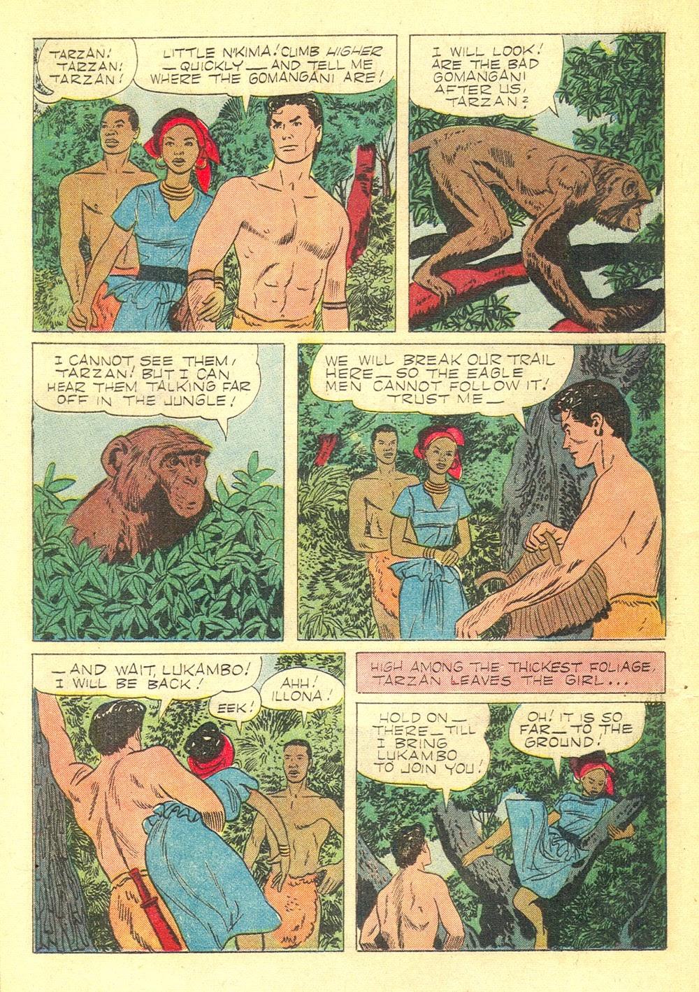 Tarzan (1948) issue 75 - Page 16