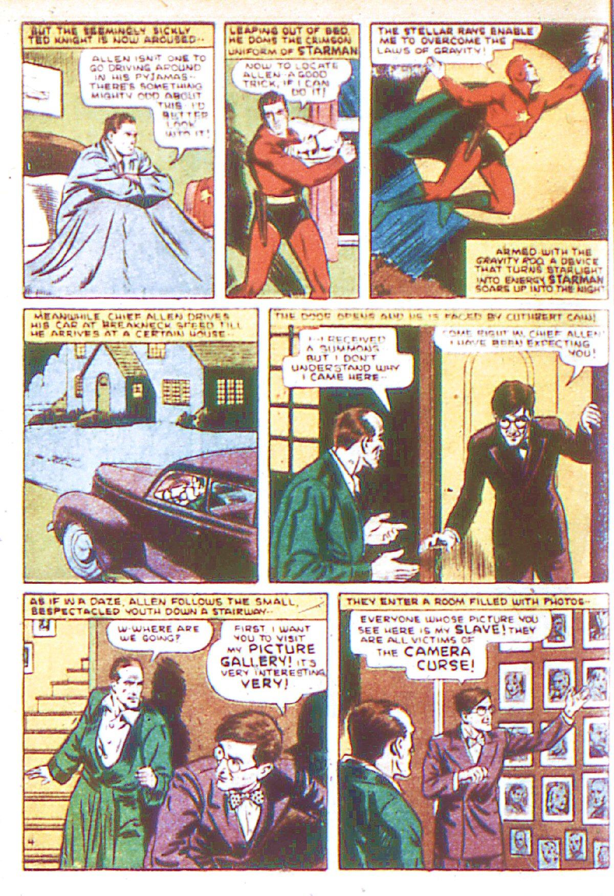Read online Adventure Comics (1938) comic -  Issue #66 - 7