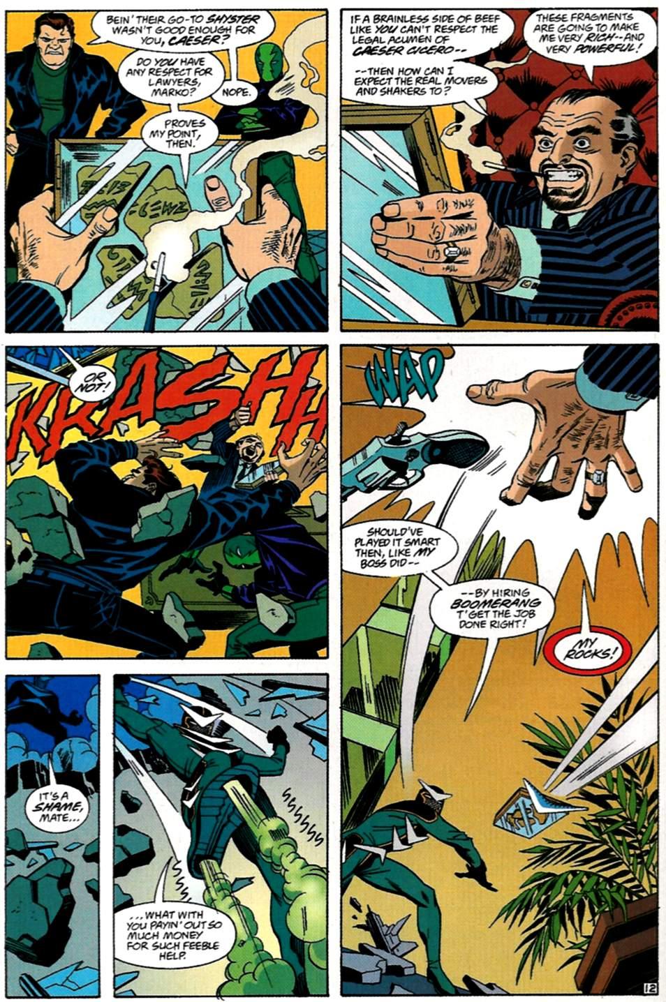 Read online Spider-Man: Lifeline comic -  Issue #1 - 13