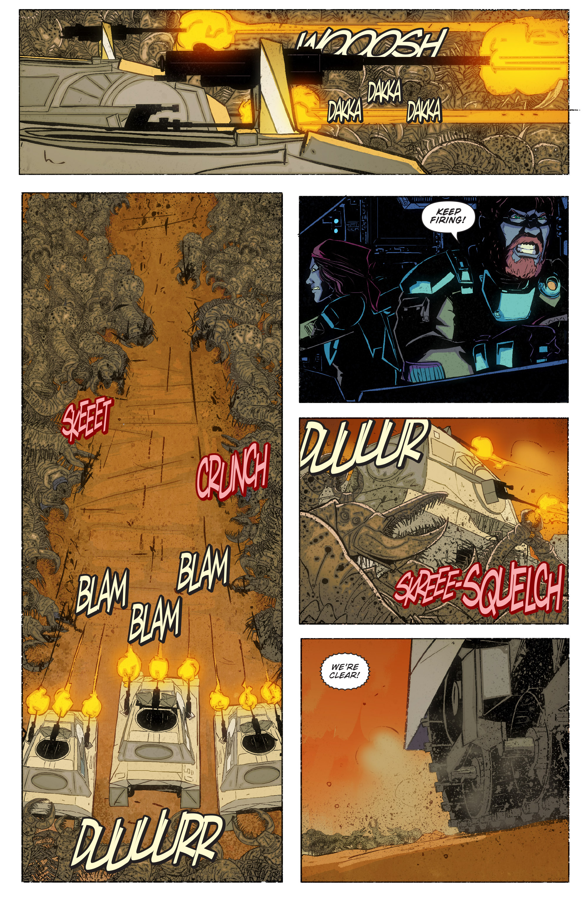 Read online Red Dog comic -  Issue #4 - 32
