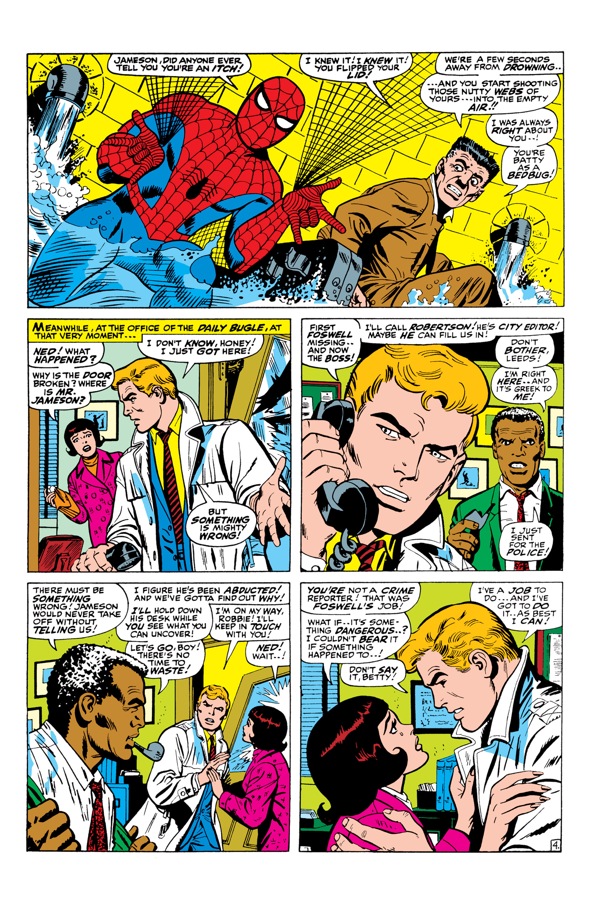 The Amazing Spider-Man (1963) 52 Page 4