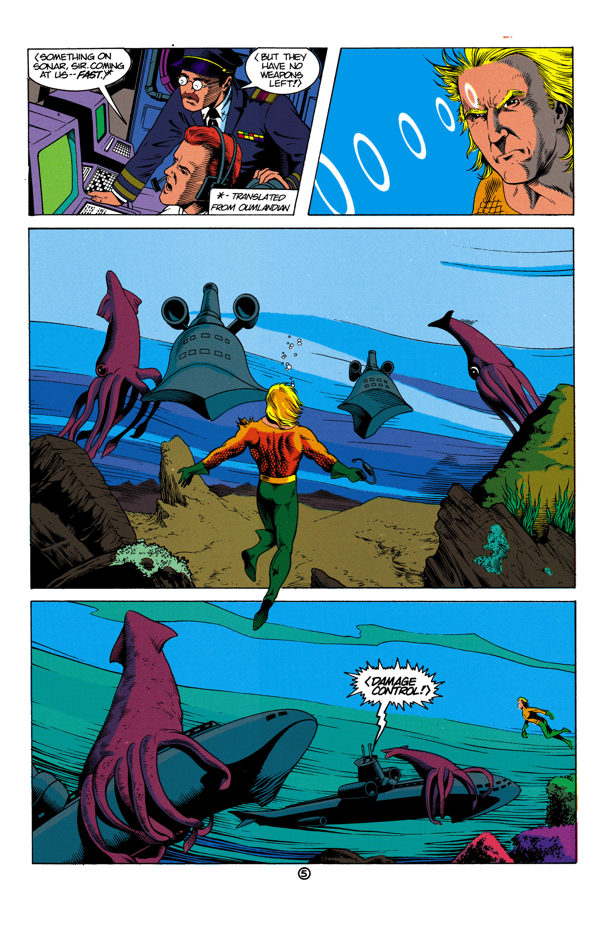 Read online Aquaman (1991) comic -  Issue #2 - 6