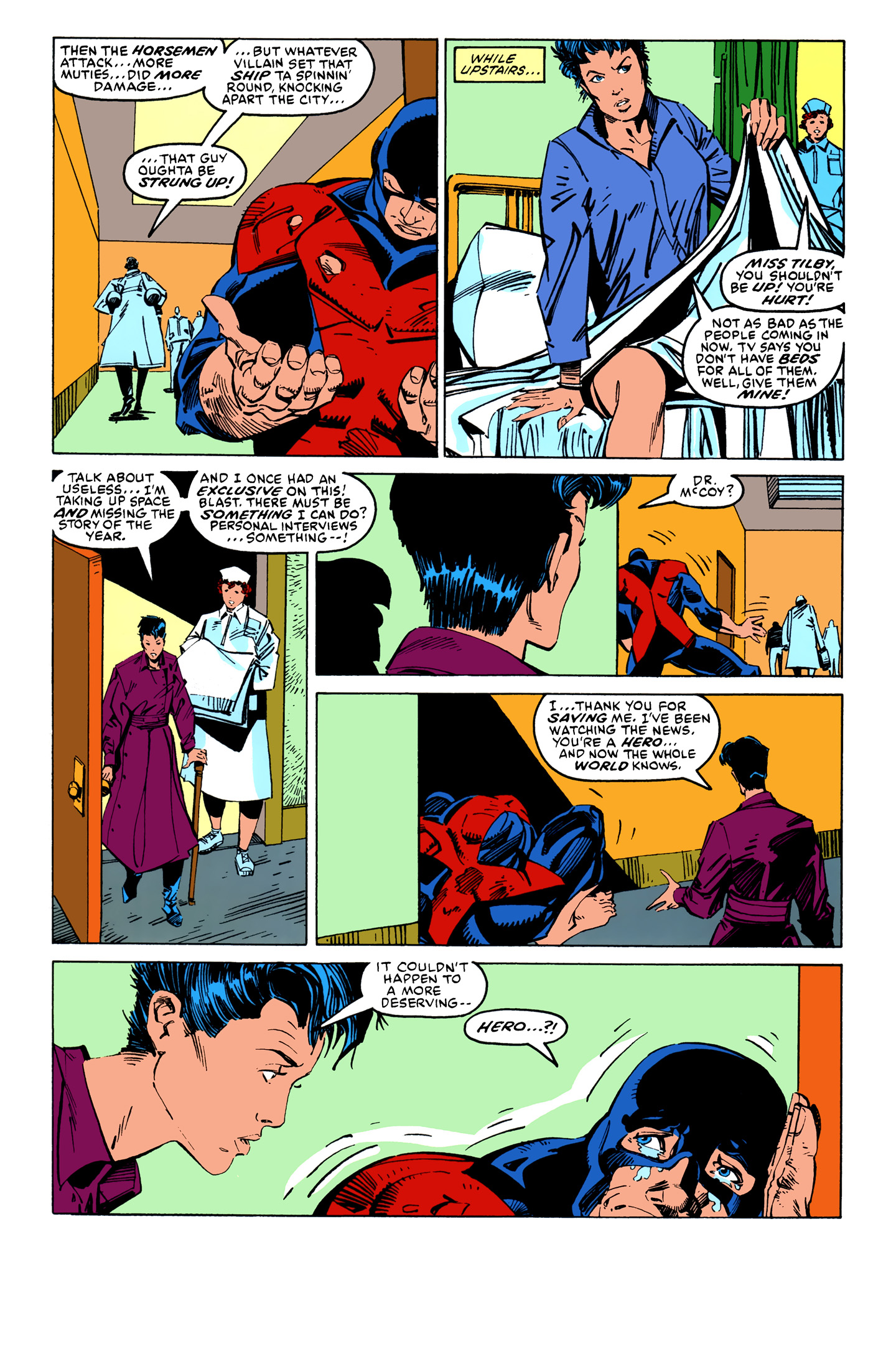 Read online X-Factor (1986) comic -  Issue #26 - 14