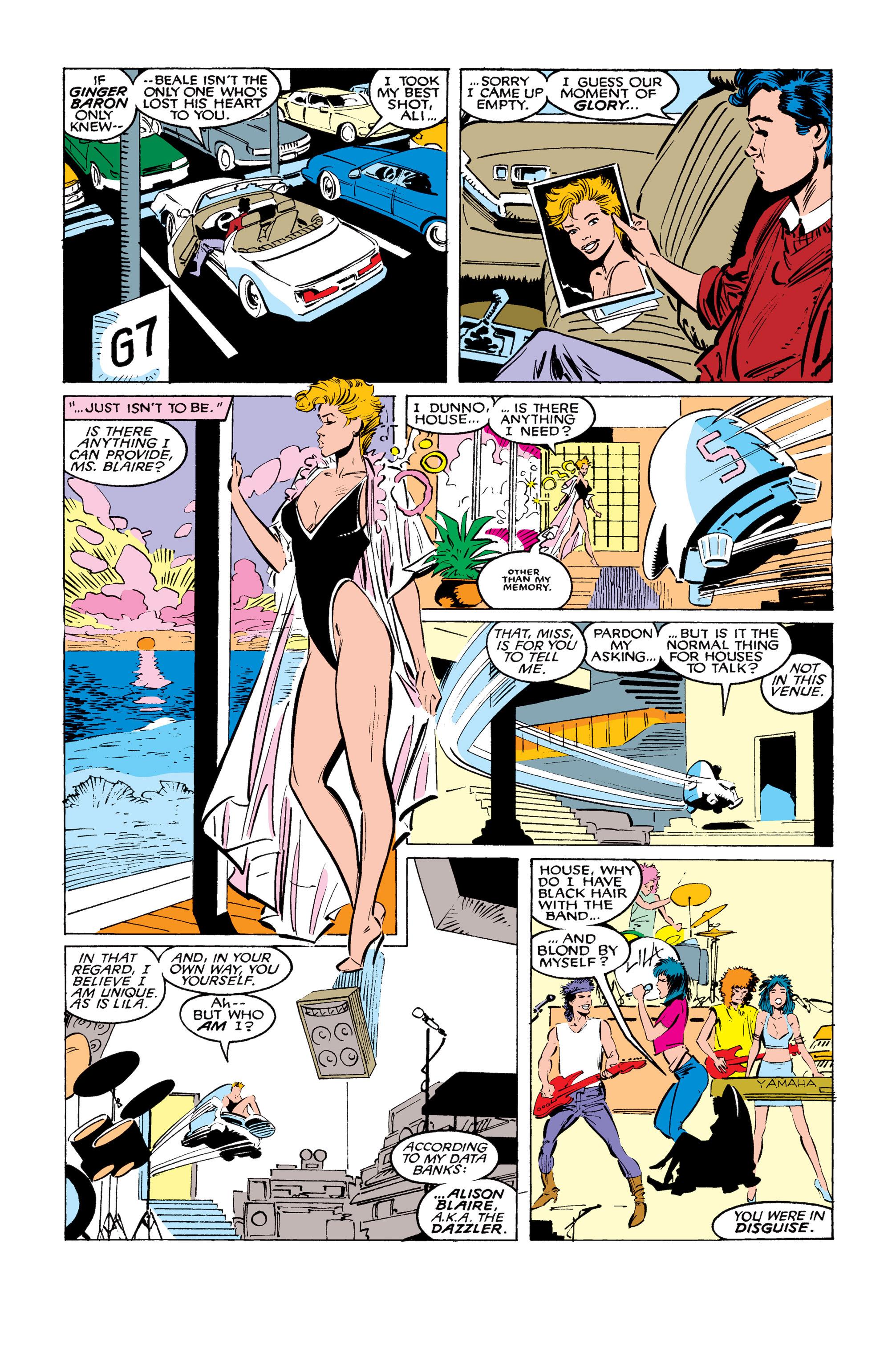 Read online Uncanny X-Men (1963) comic -  Issue #259 - 14